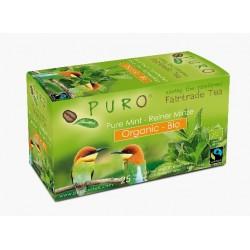Ceai PURO Fairtrade Menta –...