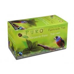 Ceai Puro verde - cutie 25...